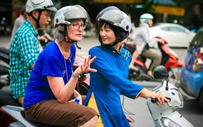 HANOI CITY TOUR BY MOTORBIKE AND TRADITIONAL STREET FOODS
