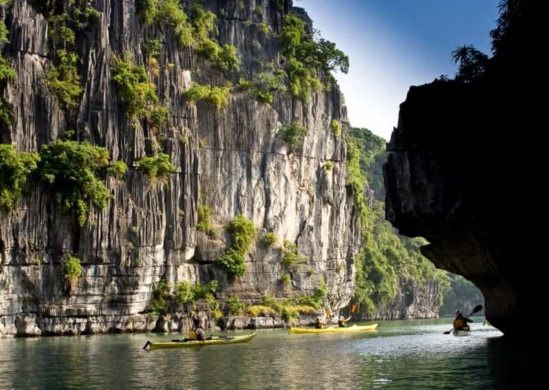 Luxury Cruise Halong Bay
