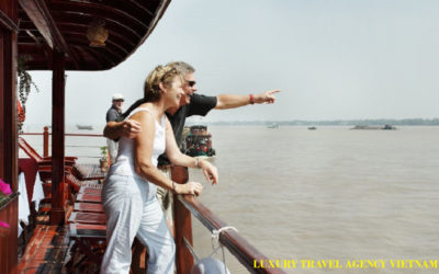 CRUISING UP THE LOWER MEKONG RIVER 3 DAYS