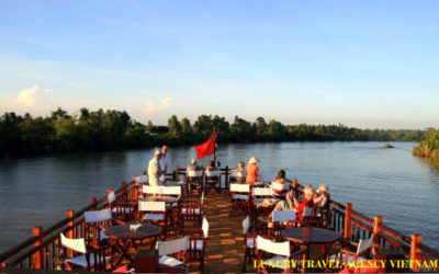 OVERNIGHT CRUISE IN MEKONG DELTA 2 DAYS