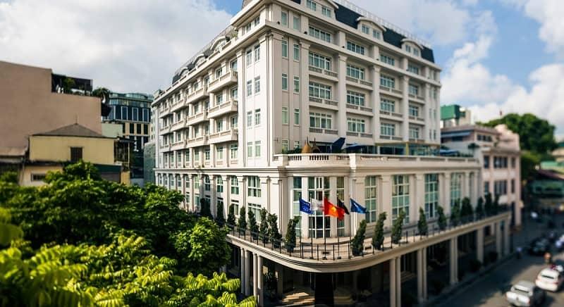 Hotel De L' Opera Hanoi